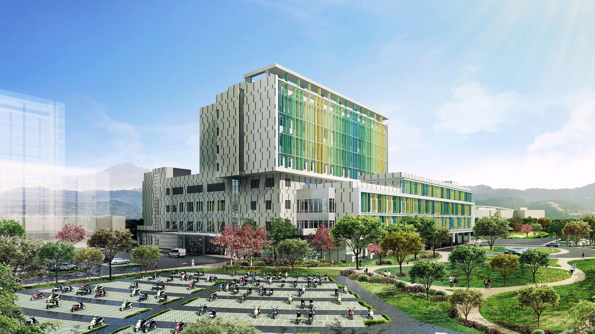 新竹生醫園區醫院