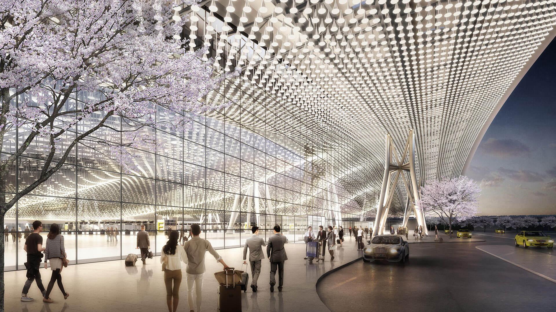 臺灣桃園國際機場第三航站區
