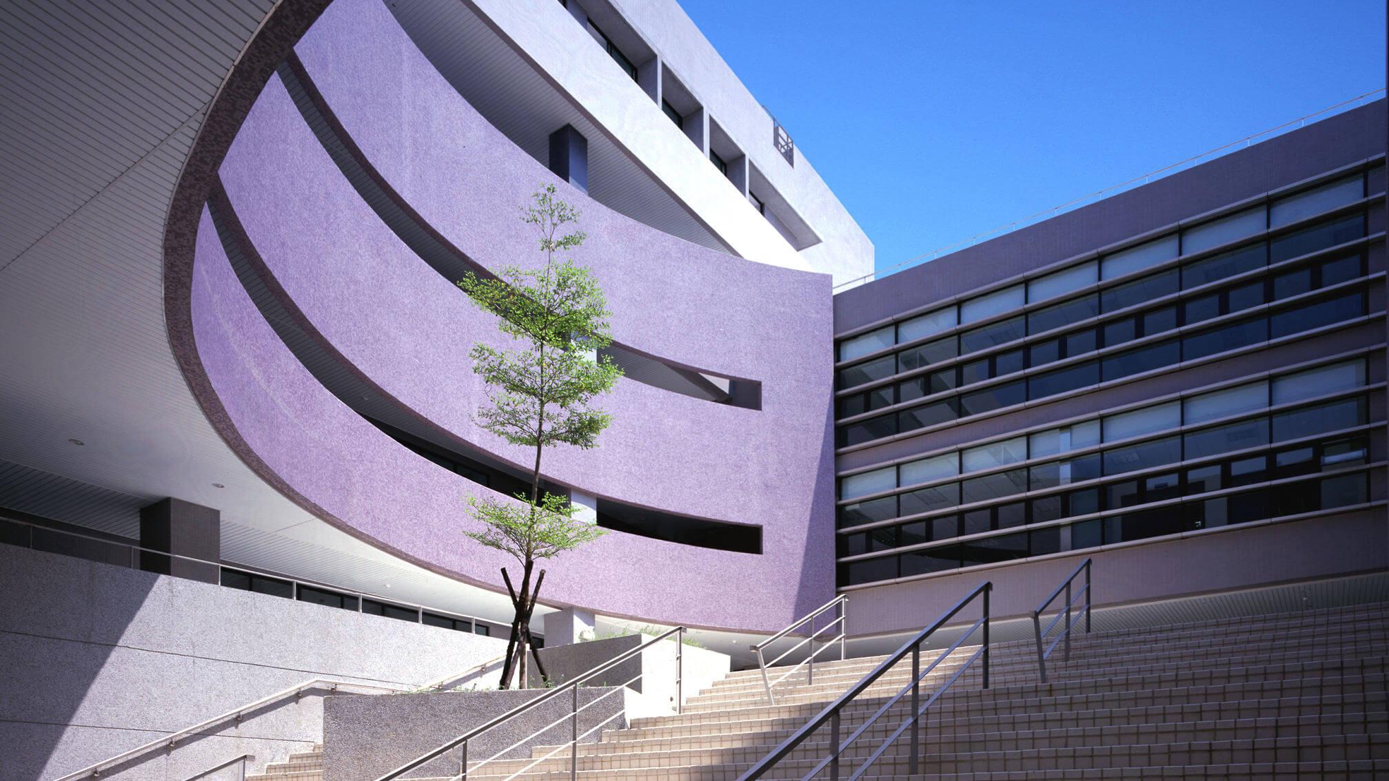 新竹師範大學教育推廣大樓