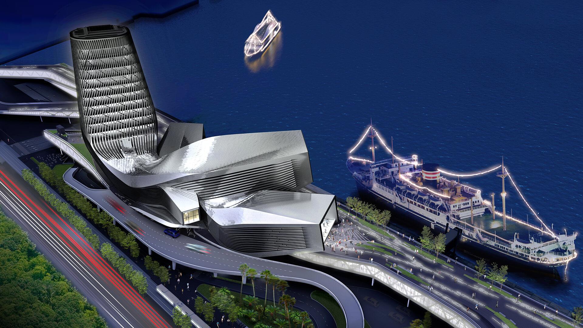 高雄港埠旅運中心