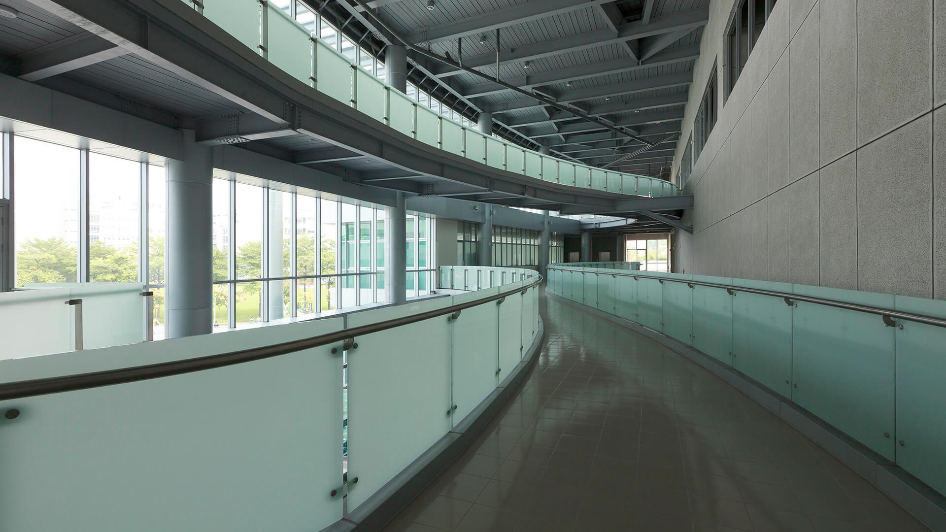國立高雄餐旅大學多功能學生健康活動中心